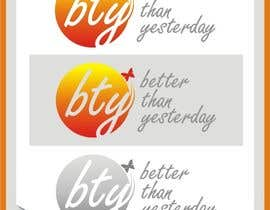 #249 for Design a Logo for Better Than Yesterday by indraDhe