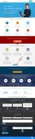 """KatelynJB tarafından Design a one page mockup for Faster-Website.com - """"Hire Me"""" page için no 40"""