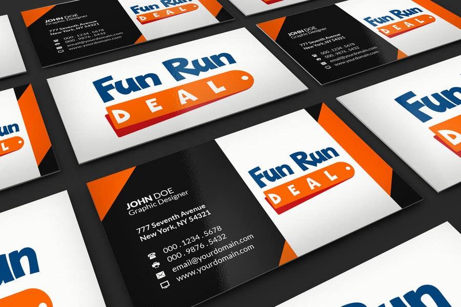 Contest Entry #85 for Design a Logo for Fun Run Deals