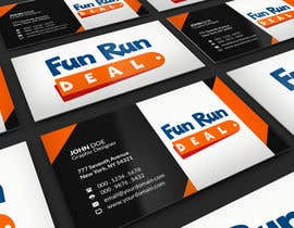 nº 85 pour Design a Logo for Fun Run Deals par danbodesign