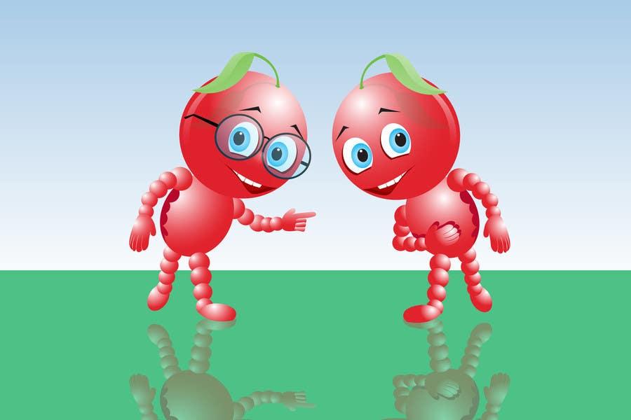 Konkurrenceindlæg #13 for Design a Mascot for Online Grocery Market