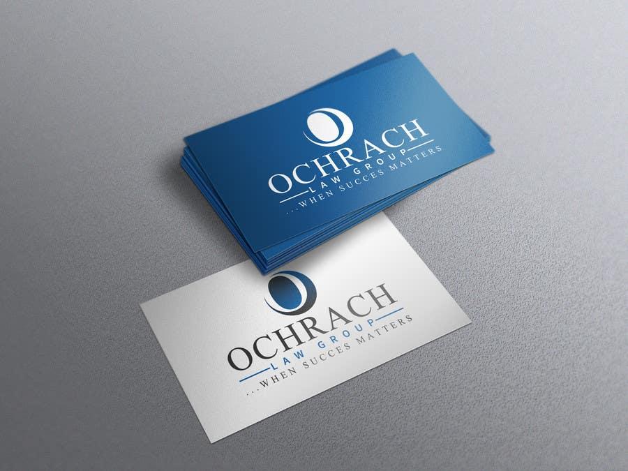 Konkurrenceindlæg #                                        63                                      for                                         Design a Logo for Ochrach Law Group