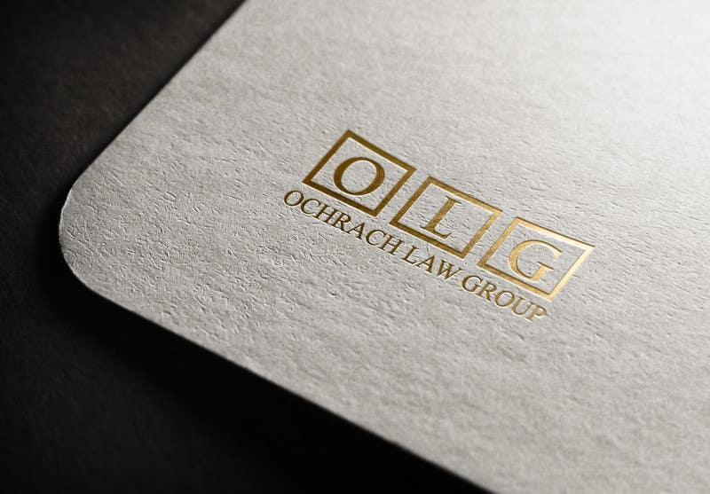 Konkurrenceindlæg #                                        116                                      for                                         Design a Logo for Ochrach Law Group