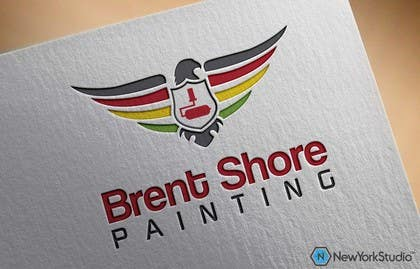 #34 untuk Design a Logo for Painting Company oleh SergiuDorin