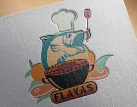 #30 for Re-Design a Logo for New US Restaurant Called Flavas by fuentesmarvel