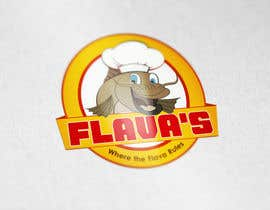 #36 for Re-Design a Logo for New US Restaurant Called Flavas by Modeling15