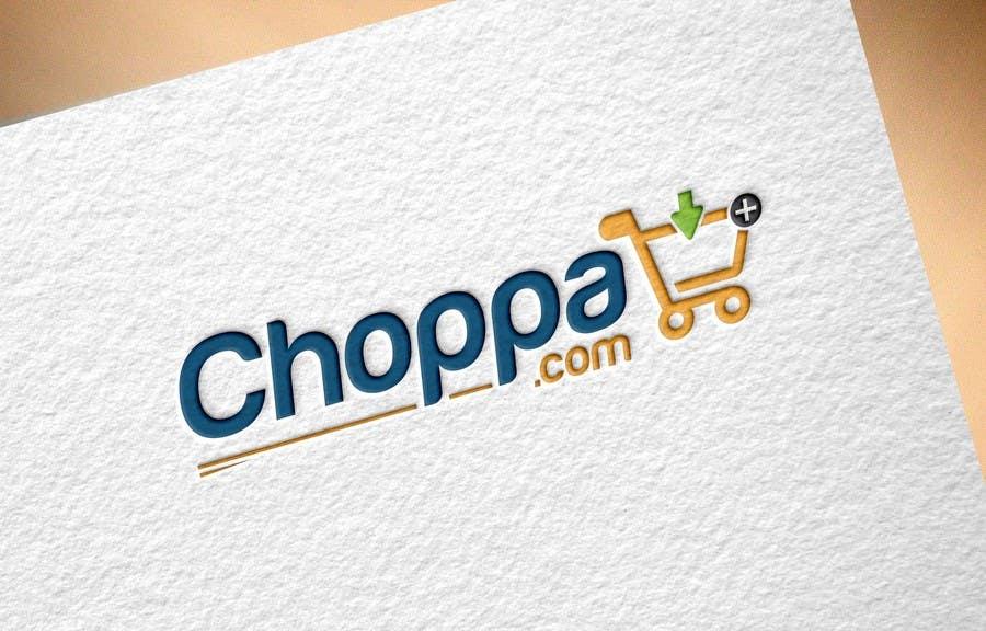 Konkurrenceindlæg #60 for Design a Logo for Choppa.com
