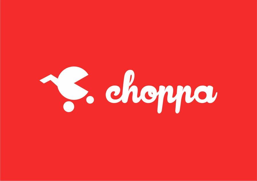 Kilpailutyö #83 kilpailussa Design a Logo for Choppa.com