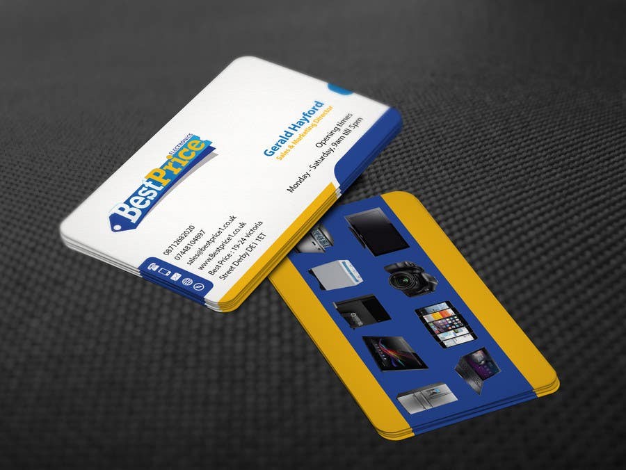 contest entry 9 for design some business cards for best price - Best Price Business Cards
