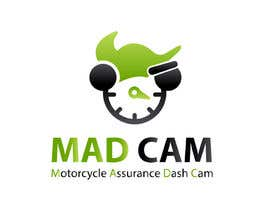 #13 cho Design a Logo & App Icon for MAD Cam (Motorcycle Assurance Dash Cam app) bởi azzou22