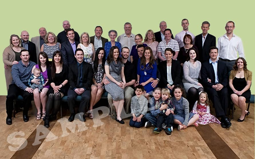 Konkurrenceindlæg #11 for 4 Generation family photo edit