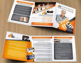 #16 for Design a  A5 Tri fold Brochure (A5 when closed) for a Not for Profit Foundation by creationz2011