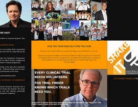#18 for Design a  A5 Tri fold Brochure (A5 when closed) for a Not for Profit Foundation by razifraship