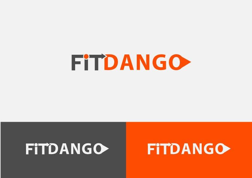 Inscrição nº 125 do Concurso para Design a Logo for FitDango