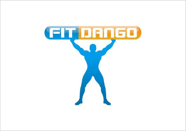 Kilpailutyö #122 kilpailussa Design a Logo for FitDango