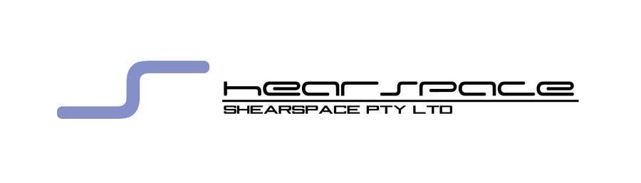 Penyertaan Peraduan #4 untuk Shearspace Logo