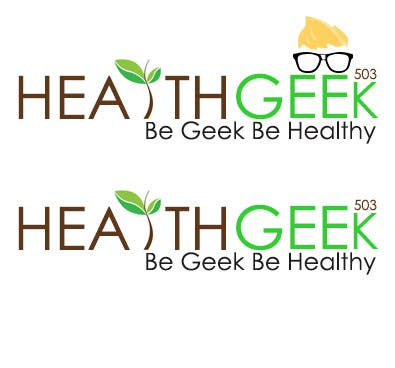 Contest Entry #                                        9                                      for                                         HEALTH PRODUCT BRAND AND LOGO: HEALTHGEEK 503