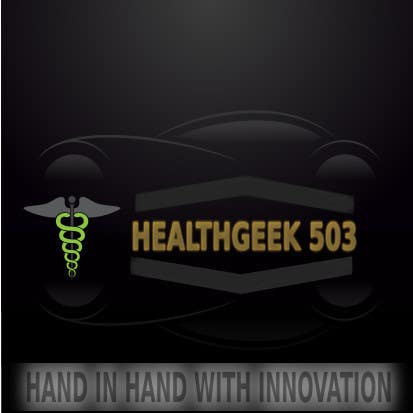 Contest Entry #                                        5                                      for                                         HEALTH PRODUCT BRAND AND LOGO: HEALTHGEEK 503