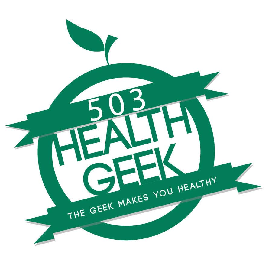 Contest Entry #                                        10                                      for                                         HEALTH PRODUCT BRAND AND LOGO: HEALTHGEEK 503