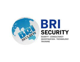 #97 for Design a Logo for BRI Security by Babubiswas