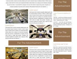 ravinderss2014 tarafından Design a Website Mockup for Private Jet company için no 2