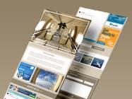 Graphic Design Konkurrenceindlæg #35 for Design a Website Mockup for Private Jet company