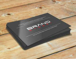 nº 107 pour Design some Business Cards for New Business par gohardecent