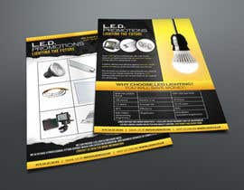 #15 for Design a marketing flyer for our business af abudabi3