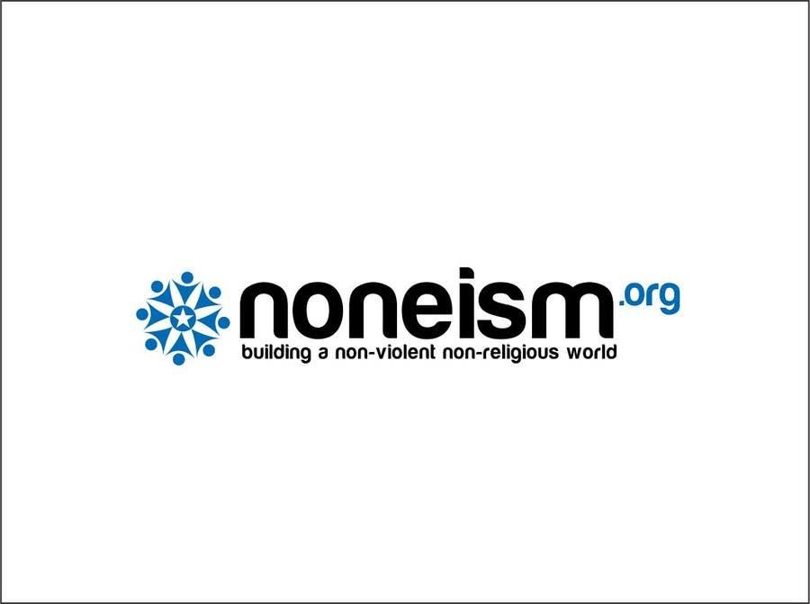Kilpailutyö #65 kilpailussa Design a Logo for noneism.org