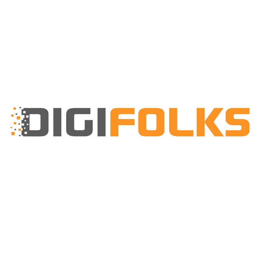 Konkurrenceindlæg #                                        3                                      for                                         Create a logo for Digifolks, a new Digital Marketing Consulting Company