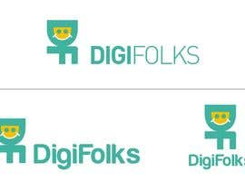 #8 for Create a logo for Digifolks, a new Digital Marketing Consulting Company by wcmcdesign