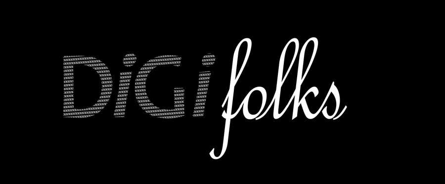 Konkurrenceindlæg #                                        1                                      for                                         Create a logo for Digifolks, a new Digital Marketing Consulting Company