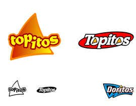 nº 6 pour Logo design for Mexican tortilla chips par rogerweikers