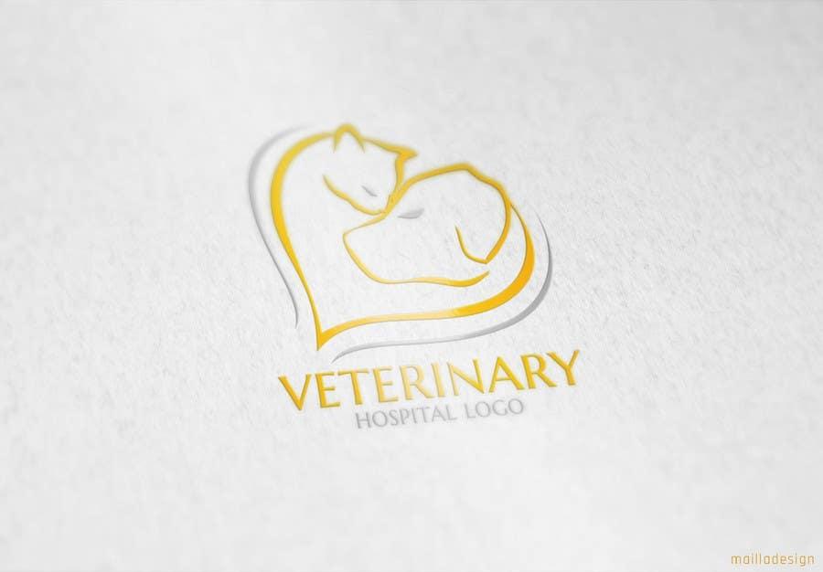Konkurrenceindlæg #2 for Veterinary Hospital Logo