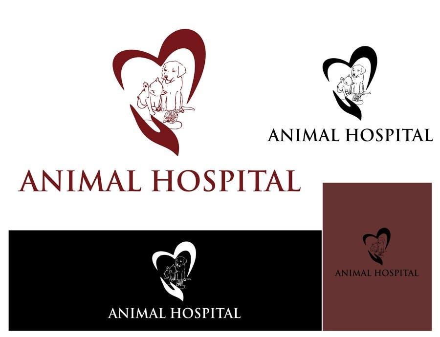 Konkurrenceindlæg #18 for Veterinary Hospital Logo
