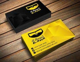 #18 untuk Design some Business Cards for abaya shop oleh Med7008