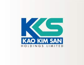 #42 para Design a Logo for Kao Kim San Holdings Limited por baggsie138
