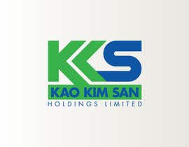#56 for Design a Logo for Kao Kim San Holdings Limited af baggsie138