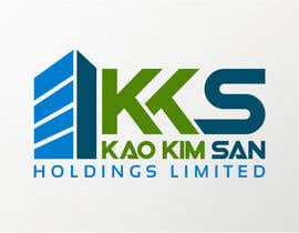 #40 for Design a Logo for Kao Kim San Holdings Limited af adryaa