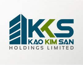 #50 para Design a Logo for Kao Kim San Holdings Limited por adryaa
