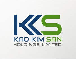 #61 para Design a Logo for Kao Kim San Holdings Limited por adryaa