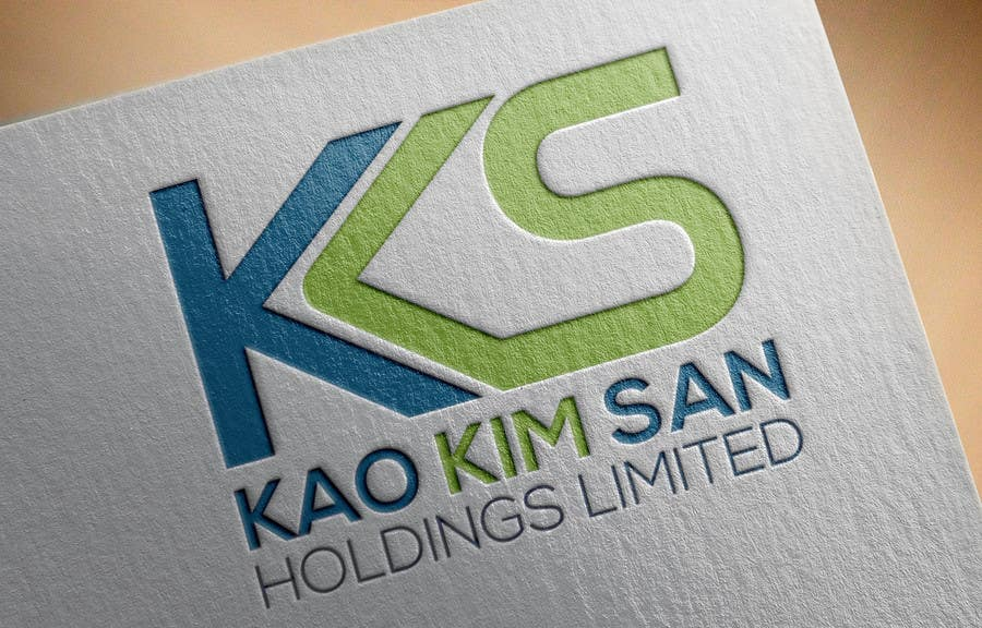 Konkurrenceindlæg #                                        31                                      for                                         Design a Logo for Kao Kim San Holdings Limited