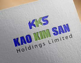 #5 para Design a Logo for Kao Kim San Holdings Limited por judithsongavker