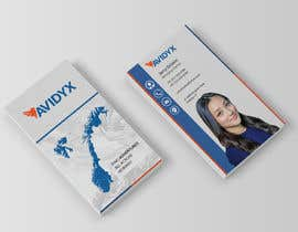 #87 for Design Business Cards for Avidyx by akritiindia