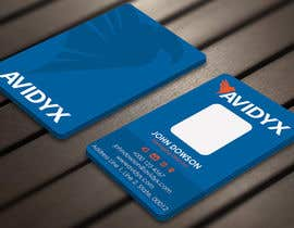 #6 for Design Business Cards for Avidyx by Derard