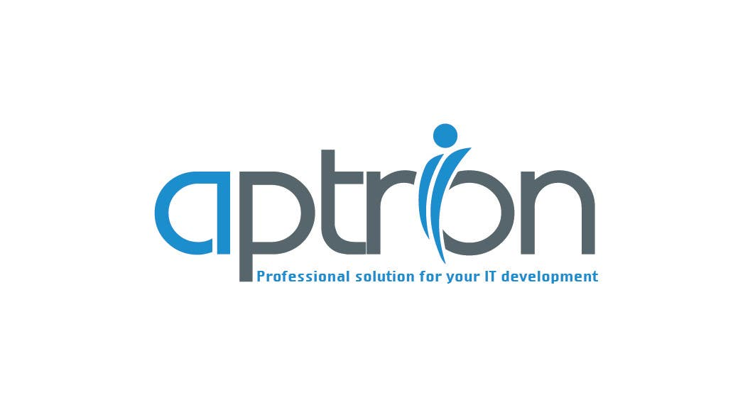 "Contest Entry #                                        49                                      for                                         Design a Logo for ""APTRON"""