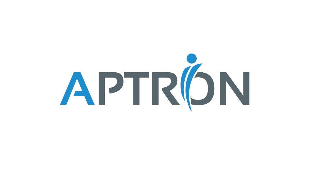 """Contest Entry #                                        60                                      for                                         Design a Logo for """"APTRON"""""""