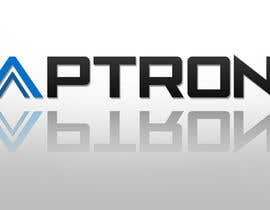 "#64 para Design a Logo for ""APTRON"" por publismart"