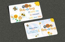 Graphic Design Contest Entry #16 for Design some Business Cards for Rub-a-Bug