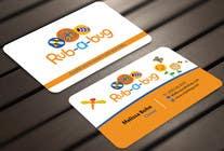 Graphic Design Contest Entry #19 for Design some Business Cards for Rub-a-Bug